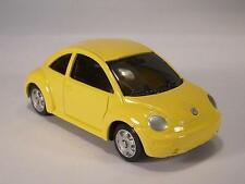 Maisto 3 inch Volkswagen New Beetle Collection VW Beetle gelb OVP #9387