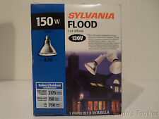 New Sylvania Par38 150W Flood Light, MCP150/PAR38/U/830/FL/ECO PB, 64842