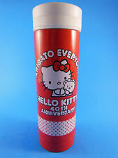SANRIO Hello Kitty Stainless Steel Thermos 40th Anniversary 10 oz.