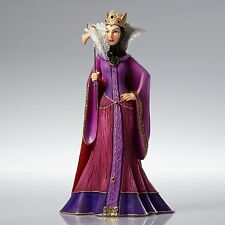Disney Showcase Couture de Force Snow White's EVIL QUEEN Masquerade Figurine