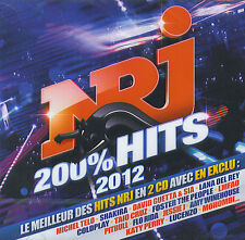 NRJ 200% Hits 2012 (2 CD)