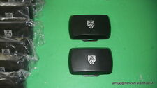 PAIR of GROWLER FOG LIGHT COVERS  Jaguar XJS, XJ6, XJ40 1988-1996