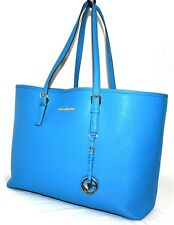 Michael Kors Medium Multifunction TZ Tote, Blue - Pre-owned (See Conditon) $298