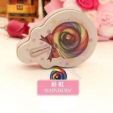 Trinket Gift Lolipop Rainbow Tin Boxes Kids Party Storage Candy Metal Case
