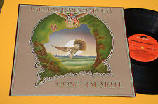 BARCLAY JAMES HARVEST LP GONE TO EARTH 1°ST ORIG GERMANY 1977 EX GIMMIXCOVER INS