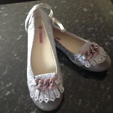 Fornarina Silver Shoes Size:4 Eu:37