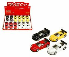 "RMZ DISPLAY 3"" 2009 CHEVROLET CORVETTE DIECAST CAR 12 PIECES BOX SET 355005"