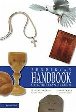 NEW Zondervan Handbook of Christian Beliefs by Hardcover Book (English) Free Shi