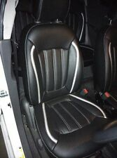 For Tata Indica V2 - Car Seat Covers - Leatherite - Bucket Fit - DTDC Shipping.
