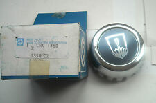 ROVER SD1 HUB CAP AND BADGE ASSEMBLY FOR ALLOY WHEELS 1976-1982 CRC 1360 NEW NOS