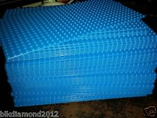 "Lego Blue baseplate 16x32 stud base plate 16 x 32 5""x10"" Base Plate Water Pirate"