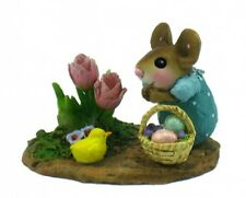 Wee Forest Folk M-373a Cute L'il Chickie Special