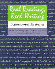 Real Reading, Real Writing : Content-Area Strategies by Richard T. Vacca,...