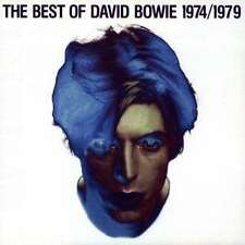 The Best Of David Bowie 1974-1979 CD EMI