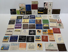 MATCHES : MATCH BOXES / MATCH BOOKS - VARIOUS ADVERTISING THEMED (PM) 1