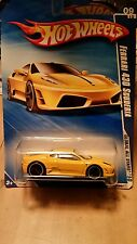 HOT WHEELS MINT ON CARD 2010 ALL STARS FERRARI 430 SCUDERIA