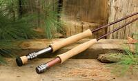 """ST. CROIX 9'0""""  6 wt 4 pc IMPERIAL FLY ROD with ROD CASE I906.4"""