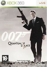 007 QUANTUM OF SOLACE             -----   pour X-BOX 360  ----