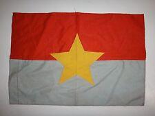 VC NATIONAL LIBERATION FRONT (NLF) Battle Flag From Vietnam War Era