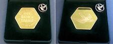 Medaille Verband deutscher Brieftauben Liebhaber m. Abzeichen