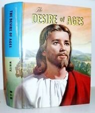 Desire of Ages Ellen G White beautifully illustustrated