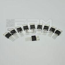 10 pz. IRF 520 N N-FET 100V 9.2A MOSFET IRF520 - ART. CZ17