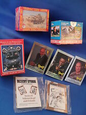 DESERT STORM - TOPPS, PACIFIC, LIME ROCK, CROWN (4) SETS + (3) PROMOS * LQQK *