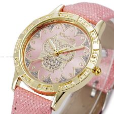"Women""s Wristwatches Lady Girl Fashion Jewerly Watches  Waterproof Gifts Leather"