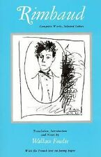 Rimbaud: Complete Works, Selected Letters-ExLibrary