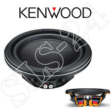 Kenwood KFC-WPS1200F 300mm Subwoofer 1400Watt Car Hifi Bass Woofer Geringe Tiefe