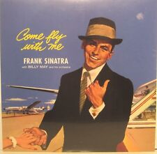 "Frank Sinatra ""Come Fly with Me"" 180g Import Vinyl - SEALED NEW! LP"