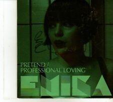 (DP382) Emika, Pretend / Professional Loving - 2011 DJ CD