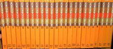 MEYERS - Taschen-LEXIKON  in 24 Bänden komplett von a - z , handliches Format