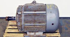 #SLS1B12 Westinghouse Electric Motor  100HP 1776RPM    14577LR