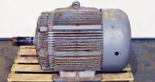 #SLS1B12 Westinghouse Electric Motor  100HP 1776RPM    14577LR