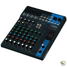 Yamaha MG10 10-Channel Mixing Compact Console Stereo Mixer Live/Studio