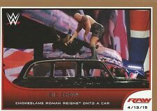 Big Show WWE Road To Wrestlemania 2016 Bronze Parallel Trading Card #18