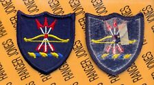 US Army North Dakota National Guard ARNG patch m/e