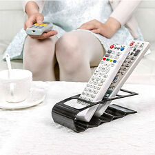 Practical TV DVD VCR Remote Control CellPhone Organizer Storage Holder Tools