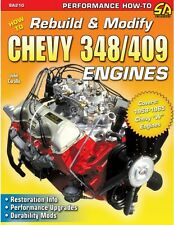 How to Rebuild & Modify Chevy 348 409 Engines GM WORKSHOP SERVICE REPAIR MANUAL