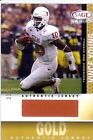 vince young rookie rc draft jersey patch texas longhorns college #/25 2006