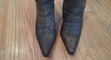 Lucchese Women's Charlie 1 Horse Leather Cowboy Boots 9