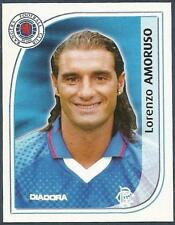 PANINI SCOTTISH PREMIER LEAGUE 2003- #374-RANGERS-LORENZO AMORUSO