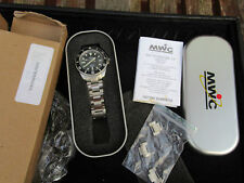 MWC MILITARY AUTOMATIC 24J 300M DIVERS PROFESSIONAL SUBMARINES HOMAG BOXED VGC
