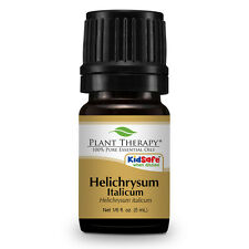 Helichrysum italicum Essential Oil 5 ml (1/6 oz) 100% Pure, Therapeutic Grade
