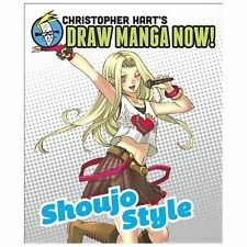 "New ""Draw Manga Now! Shoujo Style"" by Christopher Hart How to Draw Manga"