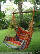 XL Large Hanging Chair Hanging Seat Cayo grande Costa Rica up to 140 kg 11102
