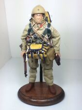 1/6 ITPT IMPERIAL JAPANESE PARATROOPER FULL PARACHUTE&WOODBASE WW2 DRAGON 12""