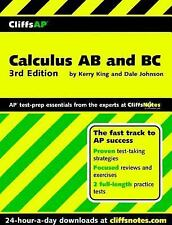 CliffsAP Calculus AB and BC, 3rd Edition - Johnson, Dale W - Paperback