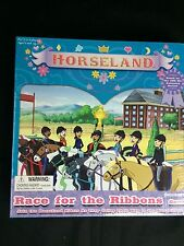 Horseland Race for Ribbons Board Game Sealed NEW! Based on 2007 CBS TV Show